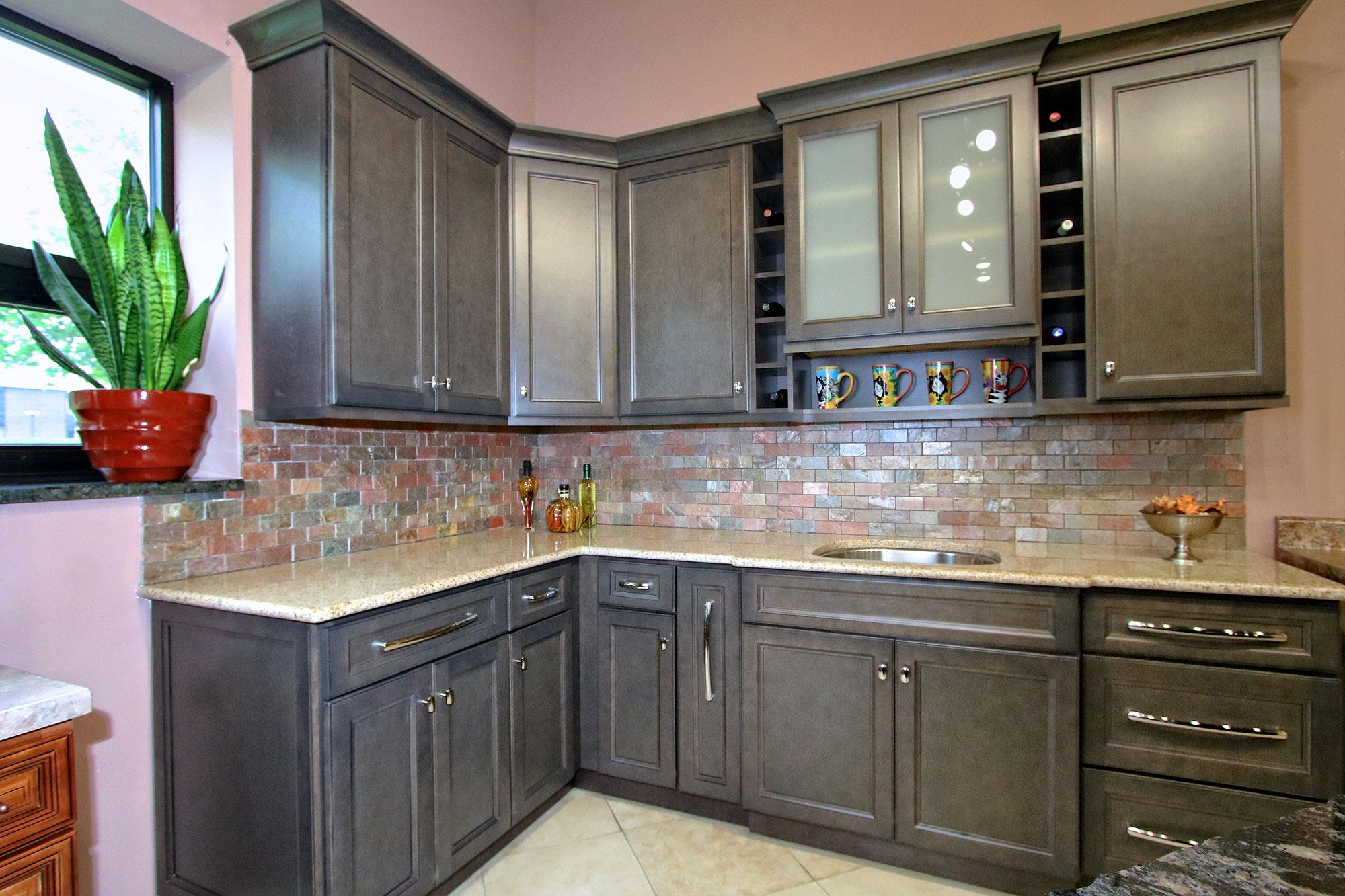 With Davill Kitchens, You Know Your Buying High Quality Cabinets